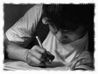 Arul menulis