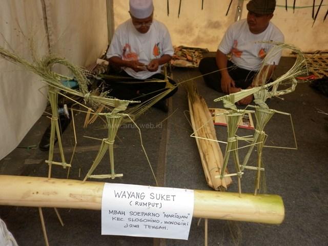 Wayang Suket