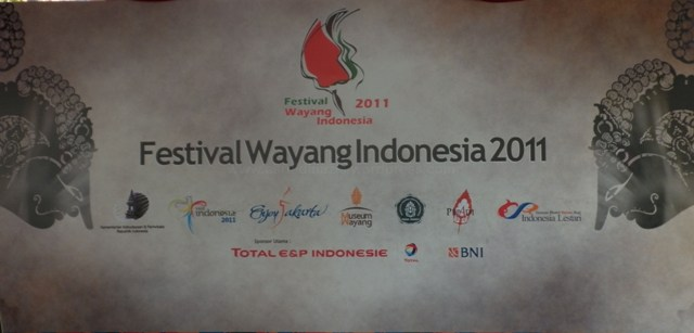 Festival Wayang Indonesia 2011